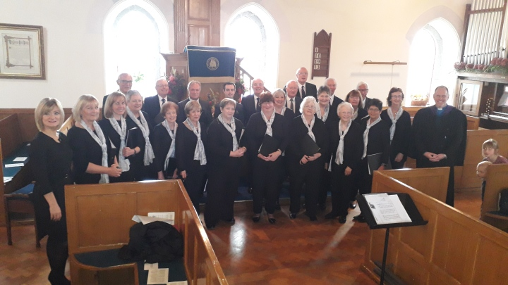 Ballee Harvest Choir