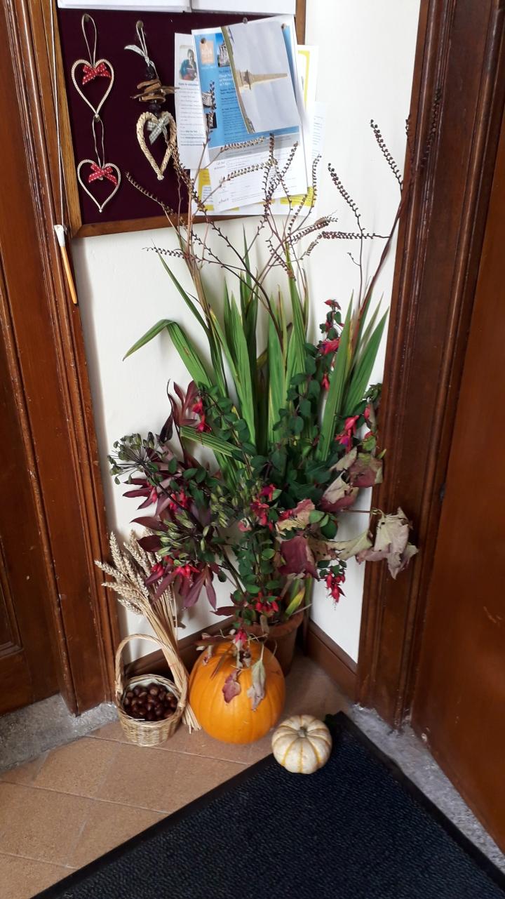 Clough vestibule 02 2019