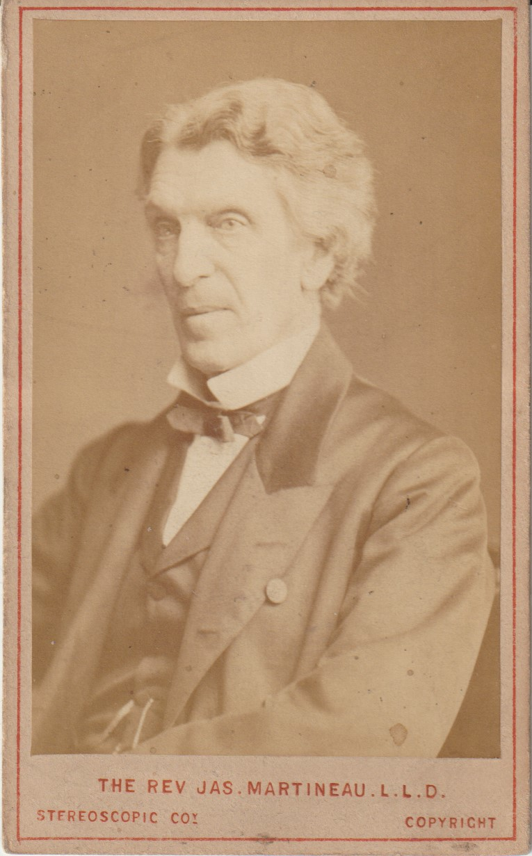 James Martineau CDV 01