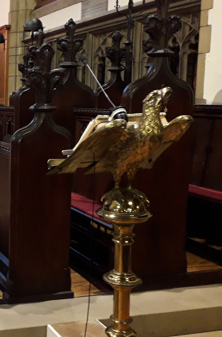 All Souls Eagle